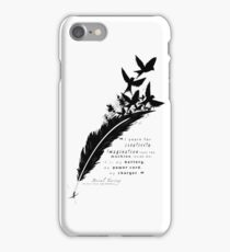 Creativity is my Outlet iPhone Case/Skin