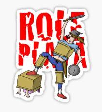 Role Playa Sticker