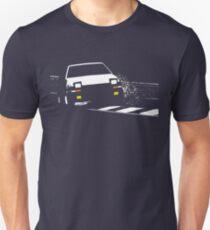 Japanese classic drift Unisex T-Shirt