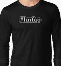 LMFAO - Hashtag - Black & White T-Shirt