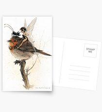 Tinkerbell Postcards