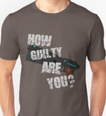 How Guilty Are You? T-Shirt