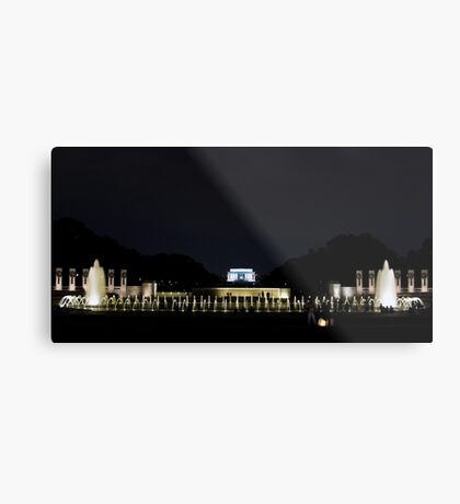 The Mall in DC Metal Print