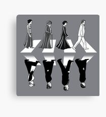 Downton Abbey Road Canvas Print