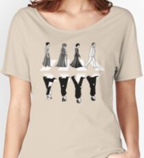 Downton Abbey Road Women's Relaxed Fit T-Shirt
