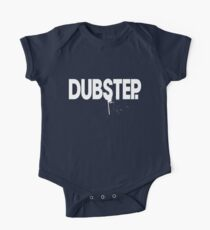 Dubstep. (white) Kids Clothes