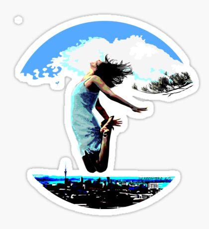 Auckland City Sticker