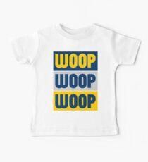 Woop Woop Woop (Supreme) Baby Tee