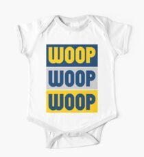Woop Woop Woop (Supreme) One Piece - Short Sleeve