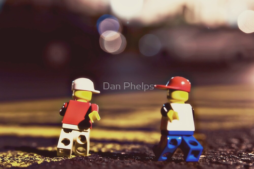 The Backstreets by Dan Phelps