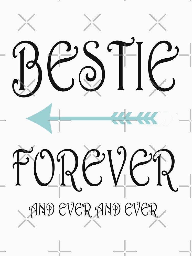 bestie forever bff best friends forever 2 women s relaxed fit t