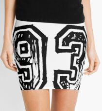Minifalda Brooke'93
