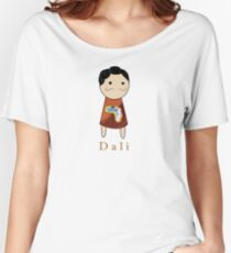 Dali Women's Relaxed Fit T-Shirt