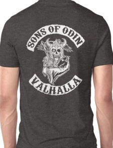 Sons Of Odin - Valhalla Chapter Unisex T-Shirt