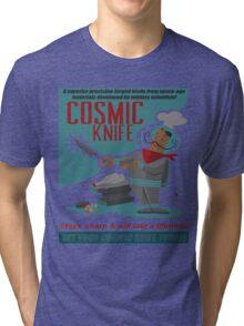 Cosmic Knife Tri-blend T-Shirt
