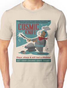 Cosmic Knife Unisex T-Shirt