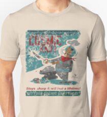 Cosmic Knife [Distressed] T-Shirt