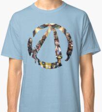 Borderlands - Characters and Vault Classic T-Shirt