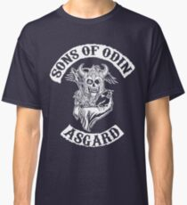 Sons Of Odin - Asgard Chapter Classic T-Shirt