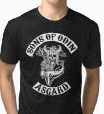 Sons Of Odin - Asgard Chapter Tri-blend T-Shirt