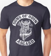 Sons Of Odin - Asgard Chapter Unisex T-Shirt
