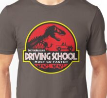 Doc Malcolm's Driving School Unisex T-Shirt