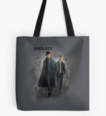 BBC Sherlock Tote Bag