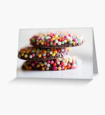 Freckle Stack Greeting Card