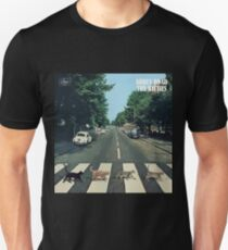 Abbey Road Kitties T-Shirt