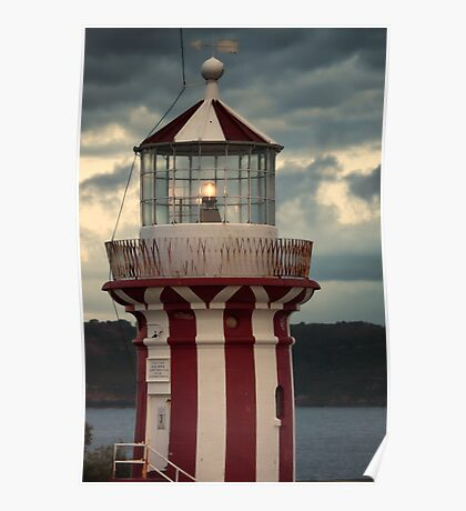 Hornby Lighthouse Poster