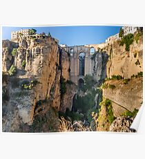 Postcard from Ronda Poster