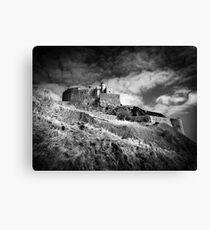 Gorey Castle Canvas Print