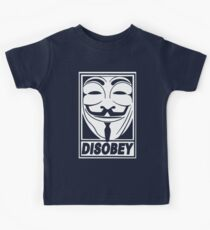 Obey This Shirt Kids Tee