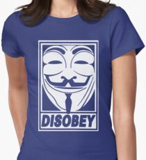 Obey This Shirt Womens Fitted T-Shirt