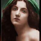 The Virgin (in Oil) by Richard  Gerhard