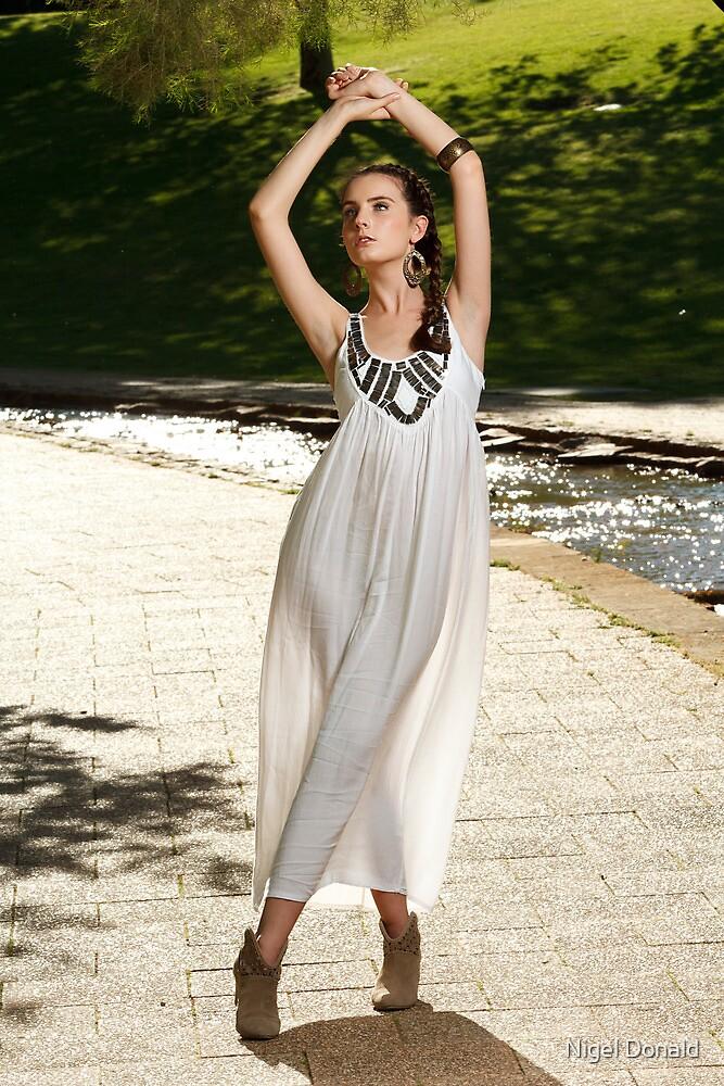 Fashion shoot 11 by Nigel Donald