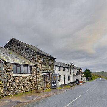 The Lake District: The Kirkstone Pass Inn by rob3003