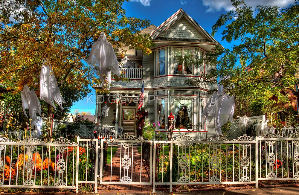 Victorian Halloween by K D Graves Photography