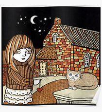 Belle & Binky (Barra Kirk) Poster