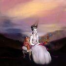 Party Fox by emmaklingbeil