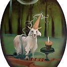 Party Goat by emmaklingbeil