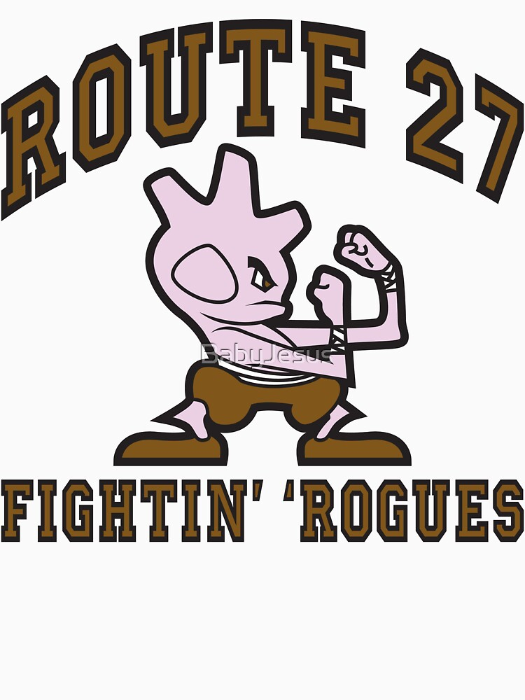 Route 27 Fightin' 'Rogues by BabyJesus