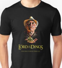Lord of the Dings Slim Fit T-Shirt