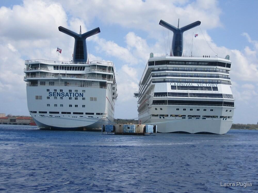 Carnival Cruiselines by Laura Puglia