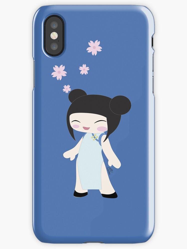 Kawaii girl-China by AnimePlusYuma