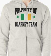 Blarney Zipped Hoodie