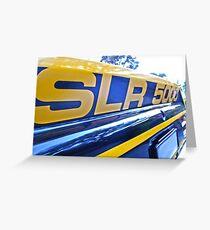 Genuine Torana SLR 5000 (car) Greeting Card