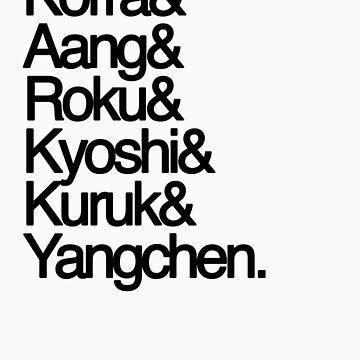 The Avatars by skylofts