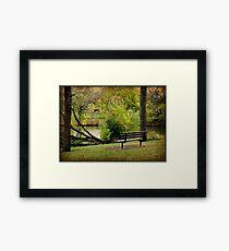 Serenity © Framed Print