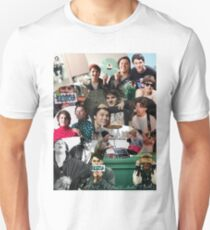 The Front Bottoms Collage  Unisex T-Shirt